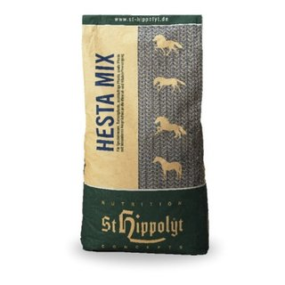 St. Hippolyt Hesta Mix LIGHT ENERGY, 20 kg