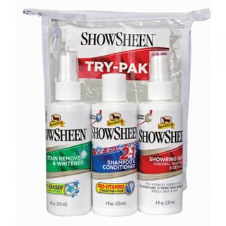 Absorbine Try Pack Show Sheen 3 x 120 ml