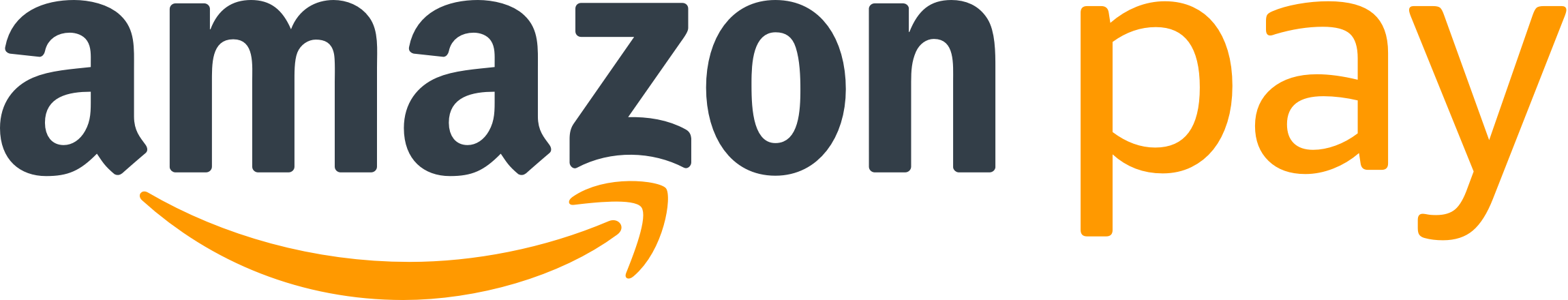 Amazon Pay macht das Einkaufen einfacher und bequemer, da Sie die Informationen, die in Ihrem bestehenden Amazon-Konto hinterlegt sind nutzen können, um den Einkauf auf Speeda abzuschließen. Mit Amazon Pay ermöglichen wir Ihnen sicheres Onlineshopping.